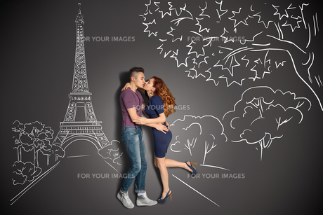 couples_loveの素材 [FYI00686701]