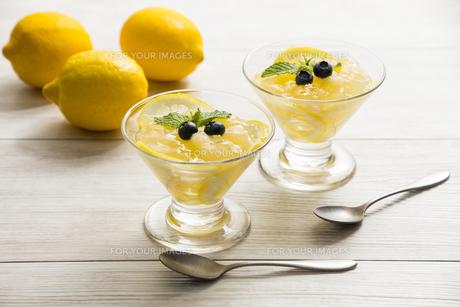 レモンのゼリー FYI00735796