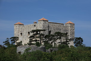fortress nehaj near senj in croatia FYI00745674