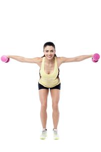I like to workout hard. FYI00746289