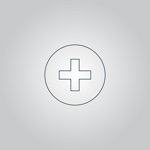 Medical cross FYI00761197