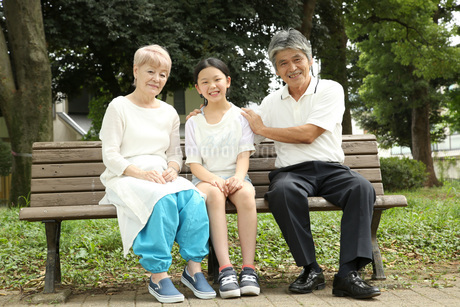 愛する孫と FYI00795600