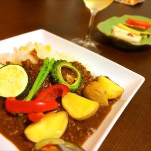 夏野菜カレー FYI00795714