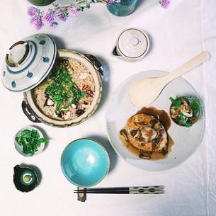 蛸と生姜の土鍋炊き込みご飯 FYI00795777