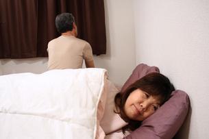 ケンカした時は先に寝ちゃいま〜す!(・∀・) FYI00795998