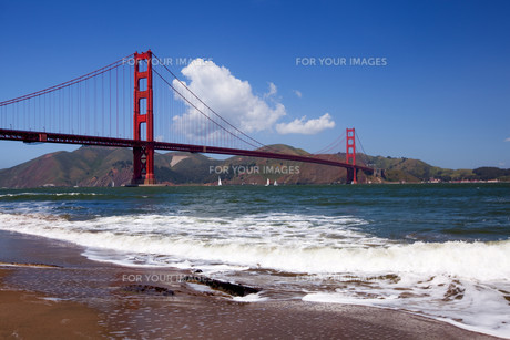 golden gate bridge in san francisco FYI00807036