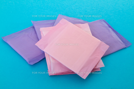 sanitary napkinsの素材 [FYI00809748]