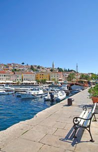 mali losinj on the island of losinj in the kvarner bay FYI00817978