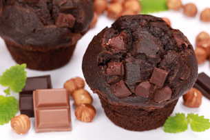 chocolate muffins FYI00843519