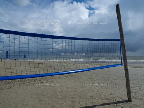beach volleyball nets FYI00855432