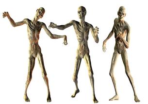 dance of the undead zombiesの素材 [FYI00870390]