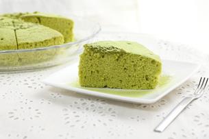 抹茶のケーキ FYI00885250