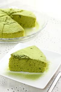 抹茶のケーキ FYI00885252