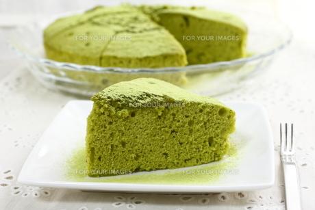 抹茶のケーキ FYI00885255