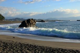 桂浜の波 FYI00891752