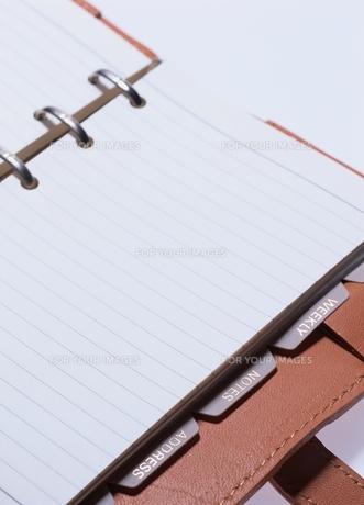 ビジネス手帳、メモ用紙 FYI00895111