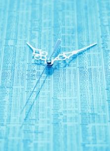 ビジネス、データ、時計 FYI00895116