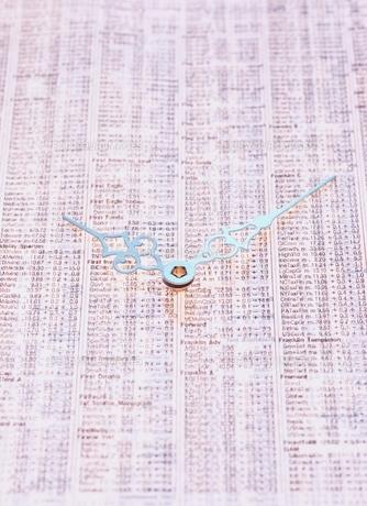 ビジネス、データ、時計 FYI00895121