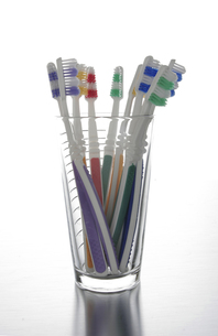 Toothbrushes in Glassの素材 [FYI00905075]