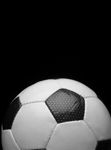 Close-up of Soccer Ball FYI00905242