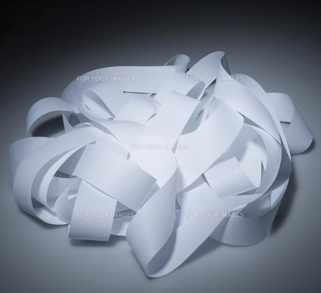 Adding Machine Tape in Pile FYI00905265