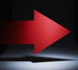 Red Arrowの素材 [FYI00905266]