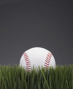 Baseball on Grass FYI00905288