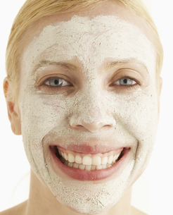Mid-Adult Woman with Face Mask FYI00905975