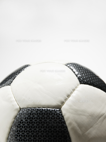 Close-Up of Soccer Ball FYI00907208