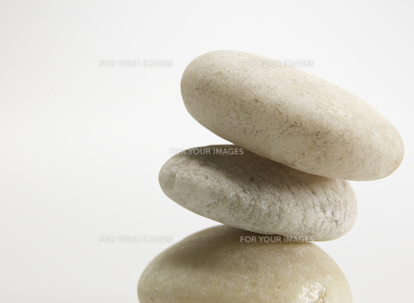 Three Stones on Top of Each Other FYI00907247