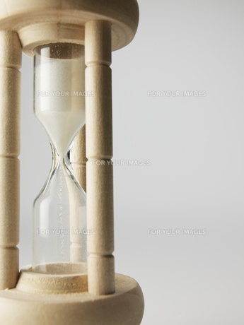 Close-Up of Hourglass FYI00907373