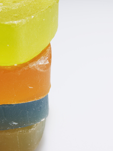 Close-Up of Colorful Soap Bars FYI00907376