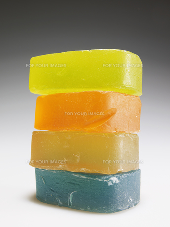 Colorful Soap Bars FYI00907385