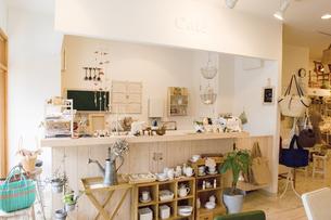 カフェの店内 FYI00908593