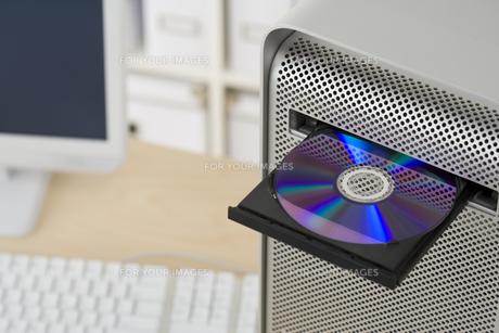 パソコンへ挿入するCD-ROM FYI00913828