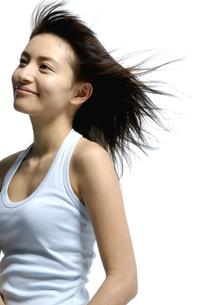 20代日本人女性のビューティーイメージ FYI00920371