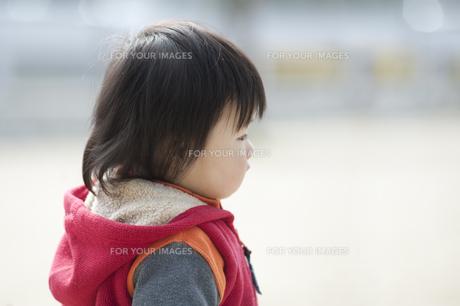 男の子の横顔 FYI00934763