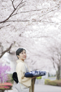 和服の日本人女性 FYI00934946