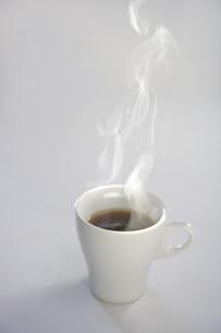 コーヒと湯気の素材 [FYI00943940]