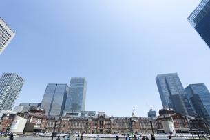東京駅駅前丸の内ビル群 FYI00947137