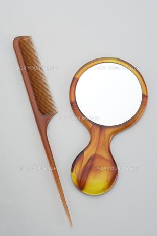 櫛と手鏡 FYI00950004