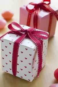 バレンタインのギフトボックス FYI00989868