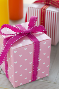 バレンタインのギフトボックス FYI00989922