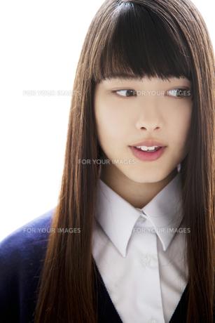 10代日本人女性のビューティーイメージ FYI00994001