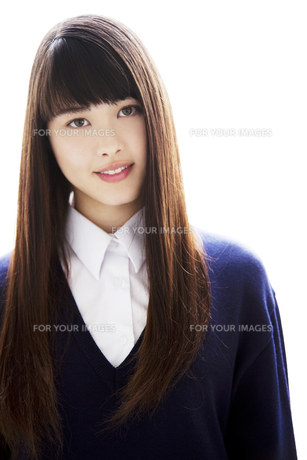10代日本人女性のビューティーイメージ FYI00994042