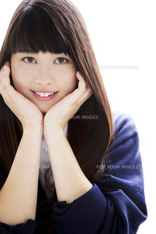 10代日本人女性のビューティーイメージ FYI00994043