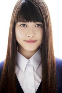 10代日本人女性のビューティーイメージ FYI00994052