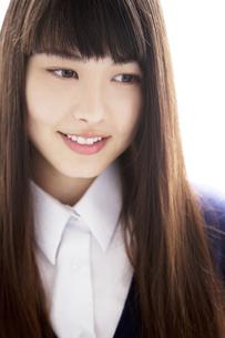 10代日本人女性のビューティーイメージ FYI00994058