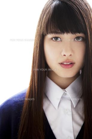 10代日本人女性のビューティーイメージ FYI00994061