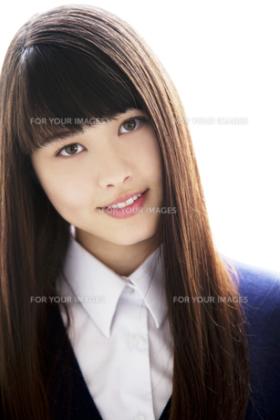 10代日本人女性のビューティーイメージ FYI00994085